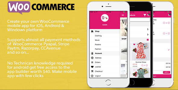 WooCommerce Mobikul Mobile App Builder